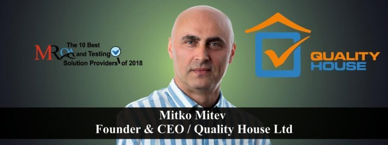 Quality House Named One of The Best QA and Testing Solutions Providers by Mirror Review Magazine