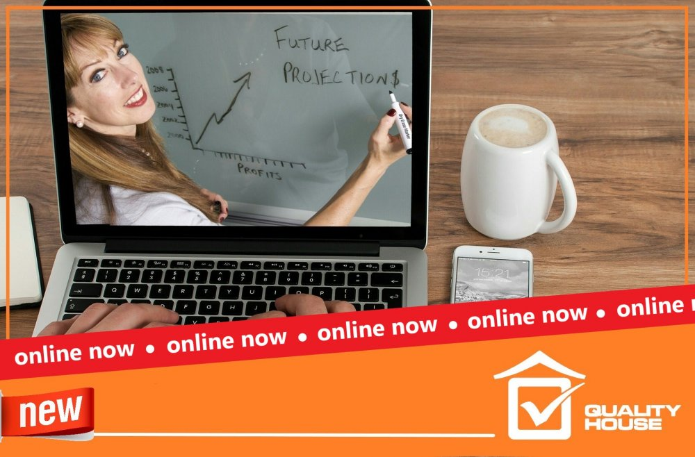 Quality House Online Courses Available Now!